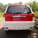 Mitsubishi Pajero Sport Limited Edition rear