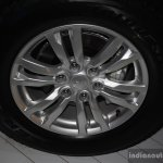 Mitsubishi Pajero facelift wheel at CAMPI 2014