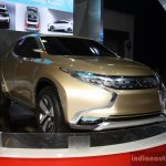 Mitusbishi Concept GR-HEV Front three quarter  at the 2014 Philippines International Motor Show