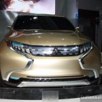 Mitusbishi Concept GR-HEV front at the 2014 Philippines International Motor Show