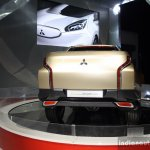 Mitusbishi Concept GR-HEV rear at the 2014 Philippines International Motor Show