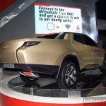 Mitusbishi Concept GR-HEV rear three quarter  at the 2014 Philippines International Motor Show