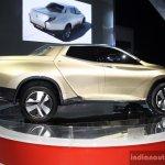 Mitusbishi Concept GR-HEV side at the 2014 Philippines International Motor Show