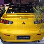 Mitusbishi Lancer EX rear at the 2014 Philippines International Motor Show