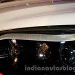 New Mahindra Scorpio LED eyebrow Delhi launch