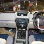 New Mahindra Scorpio cabin Delhi launch