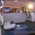 New Mahindra Scorpio cargo area Delhi launch