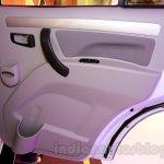 New Mahindra Scorpio door insert Delhi launch