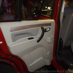 New Mahindra Scorpio door pad at the launch