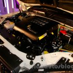 New Mahindra Scorpio engine image Delhi launch