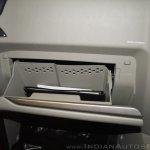 New Mahindra Scorpio glovebox at the launch