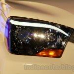 New Mahindra Scorpio headlight Delhi launch