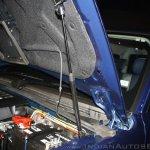 New Mahindra Scorpio hood at the launch