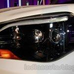 New Mahindra Scorpio light Delhi launch