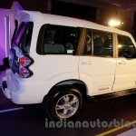 New Mahindra Scorpio profile Delhi launch