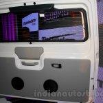 New Mahindra Scorpio rear door Delhi launch