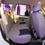 New Mahindra Scorpio rear legroom Delhi launch