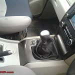 New Mahindra Scorpio revealed interior
