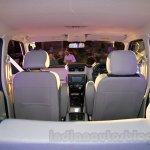 New Mahindra Scorpio seat headrest Delhi launch