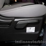 New Mahindra Scorpio seat height Delhi launch