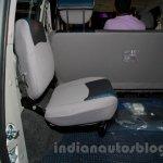 New Mahindra Scorpio seat image Delhi launch