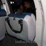 New Mahindra Scorpio side seat Delhi launch