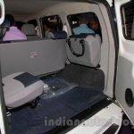 New Mahindra Scorpio side seats Delhi launch