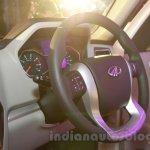New Mahindra Scorpio steering Delhi launch