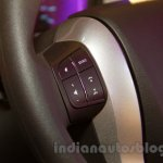 New Mahindra Scorpio steering buttons Delhi launch