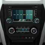 New Mahindra Scorpio touchscreen audio system