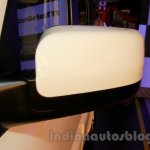 New Mahindra Scorpio wing mirror Delhi launch