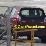 New Maruti Alto K10 facelift revealed badge