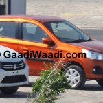 New Maruti Alto K10 facelift revealed front