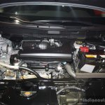 New Nissan X-Trail engine bay at CAMPI 2014