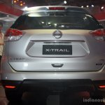New Nissan X-Trail rear at CAMPI 2014