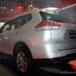New Nissan X-Trail rear left three quarter at CAMPI 2014