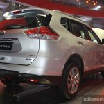 New Nissan X-Trail rear three quarter at CAMPI 2014
