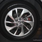 New Nissan X-Trail wheel at CAMPI 2014