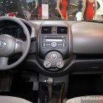 Nissan Almera (Sunny) interior at the Philippines International Motor Show 2014