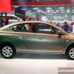 Nissan Almera (Sunny) side at the Philippines International Motor Show 2014