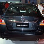Nissan Altima at the Philippines International Motor Show 2014