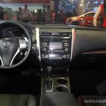 Nissan Altima interior at the Philippines International Motor Show 2014