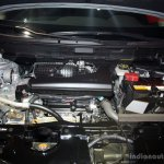 Nissan Patrol Super Safari engine bay at the Philippines International Motor Show 2014