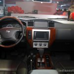 Nissan Patrol Super Safari interior at the Philippines International Motor Show 2014