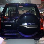 Nissan Patrol Super Safari rear at the Philippines International Motor Show 2014