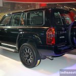 Nissan Patrol Super Safari rear left three quarter at the Philippines International Motor Show 2014