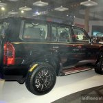 Nissan Patrol Super Safari rear three quarter at the Philippines International Motor Show 2014