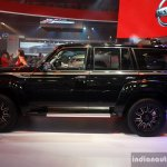 Nissan Patrol Super Safari side at the Philippines International Motor Show 2014