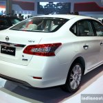 Nissan Sylphy at the Philippines International Motor Show 2014