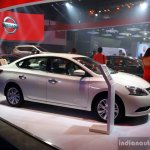 Nissan Sylphy side at the Philippines International Motor Show 2014